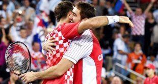 Croatia move to No. 3 (photo credit: AFP)