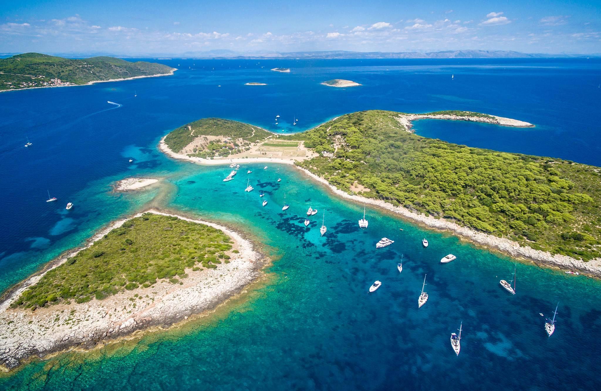 Croatia has over 1,200 islands (photo credit: Ante Babic)
