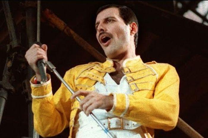 Freddie Mercury died on 24 November 1991