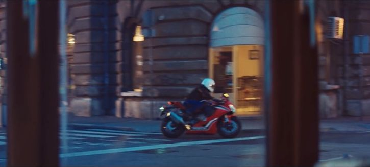 Honda's latest ad shot in Croatia (photo: Promo)