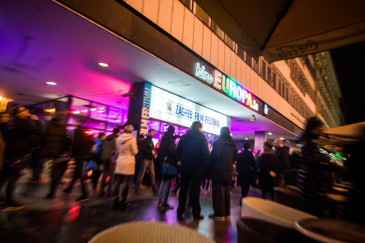 [PHOTOS] 14th Zagreb Film Festival Opens