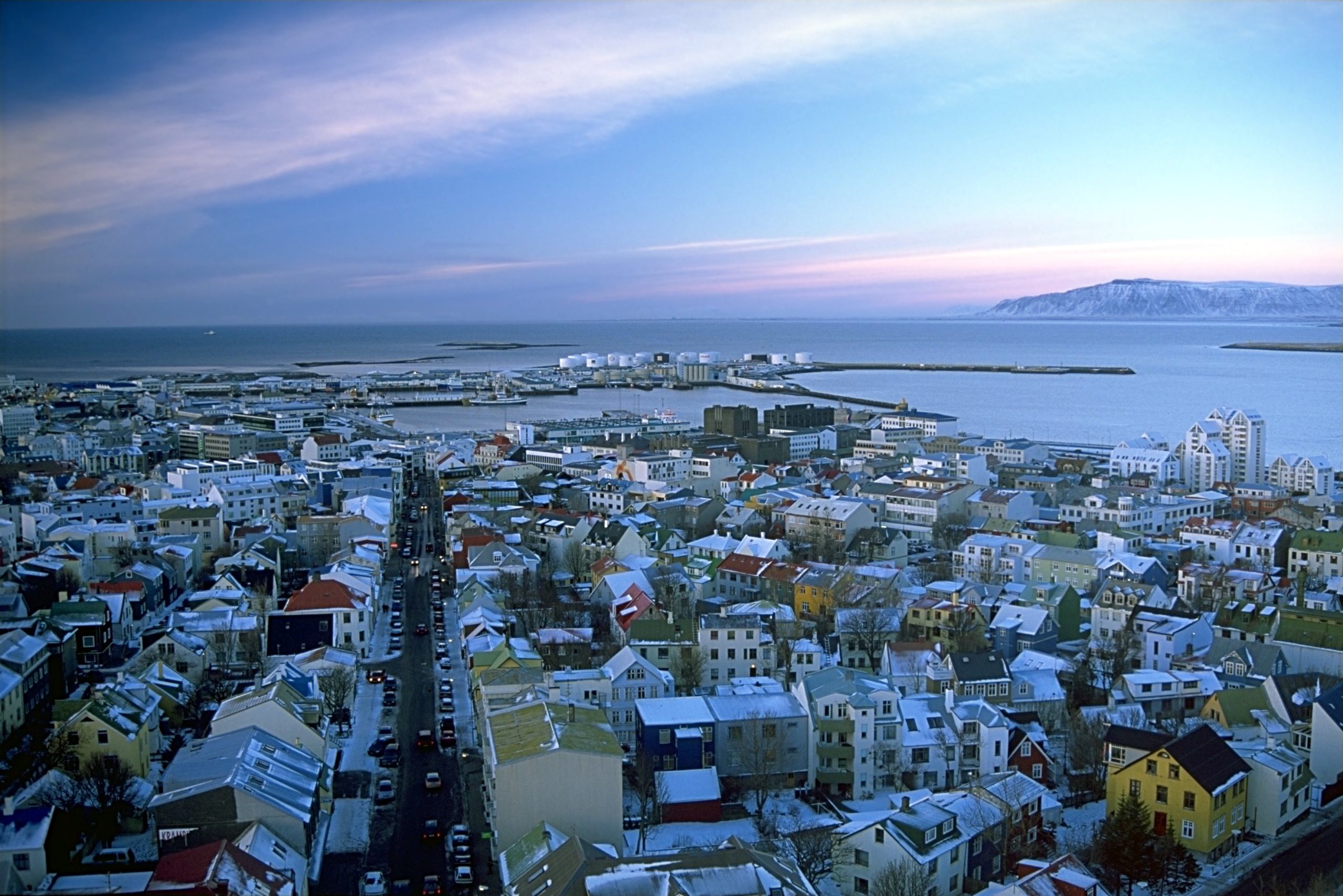 Iceland was in top spot (photo credit: Andreas Tille under CC)