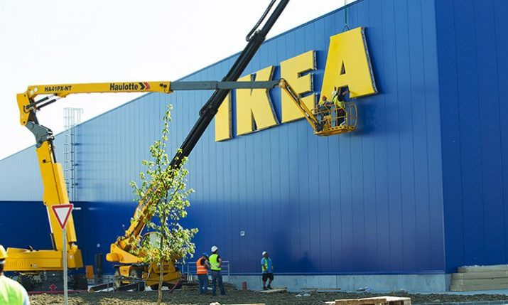 IKEA to Open in Split