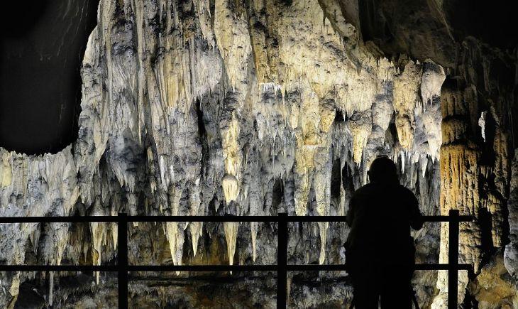 Caves (photo credit: Ivo Punis)