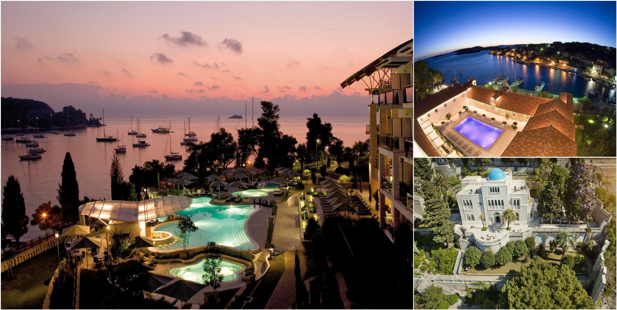 Luxury stays around Croatia