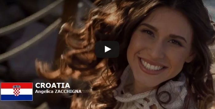 [VIDEO] Miss World Croatia Promoting Her 'Beautiful Homeland' Ahead of Contest