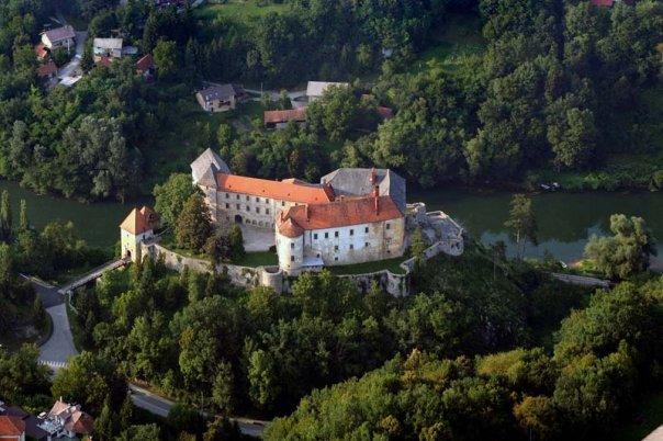 Ozalj Castle (photo credit: Seki/Under CC)