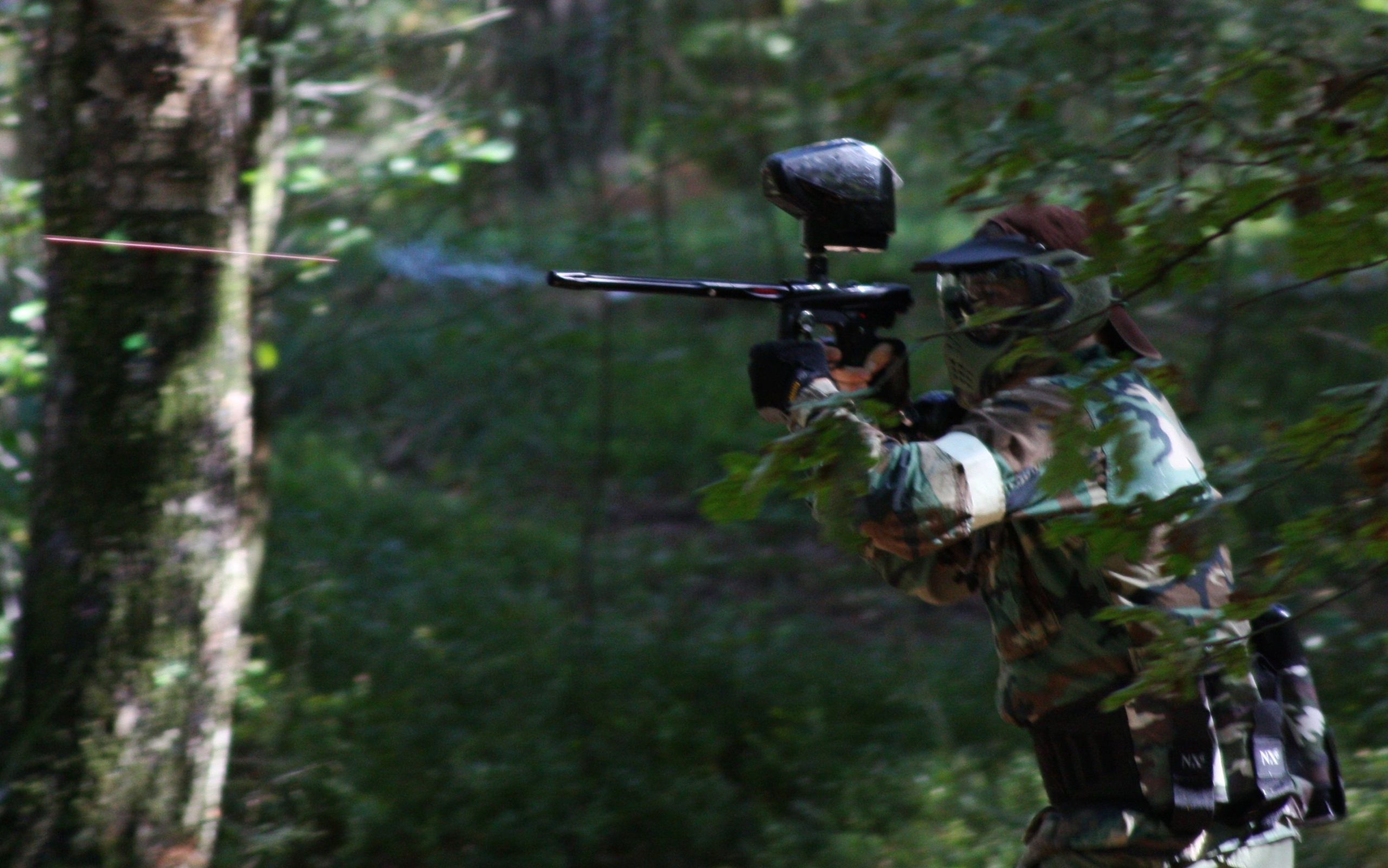 Paintball (photo credit: Creative Commons)