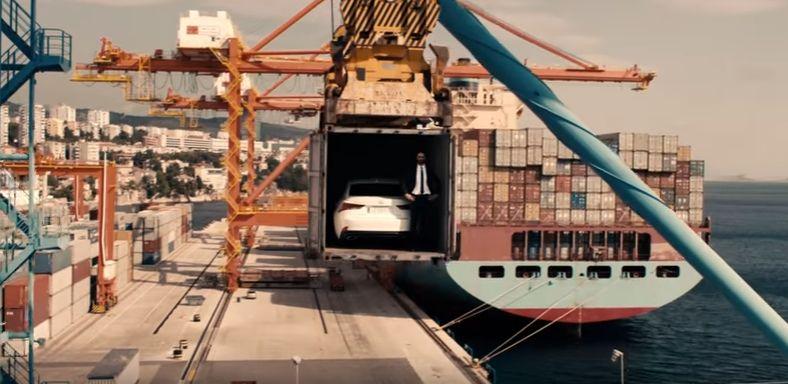 [VIDEO] Lexus Film Latest TV Advert in Croatia