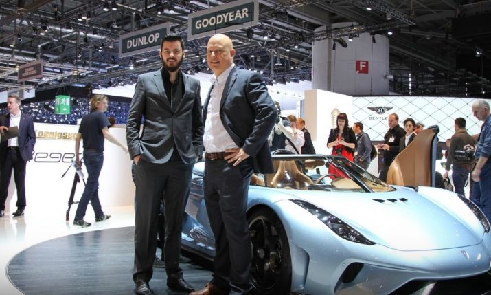 The Financial Times Names Croatia's Mate Rimac on Europe's 100 Changemakers List
