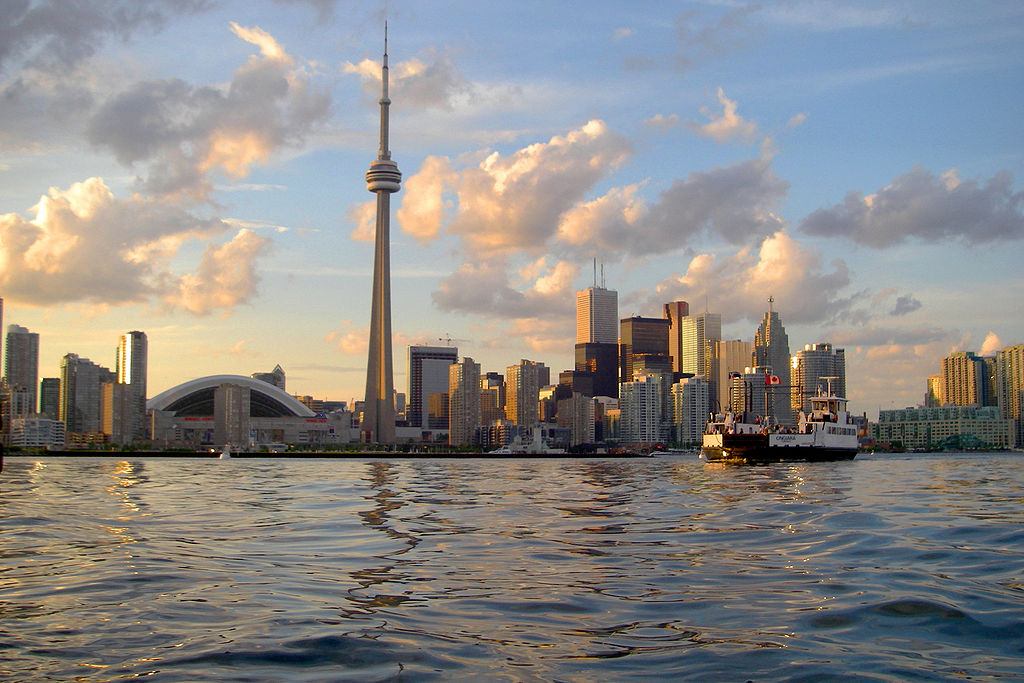 The President will be in Toronto (photo credit: Creative Commons)