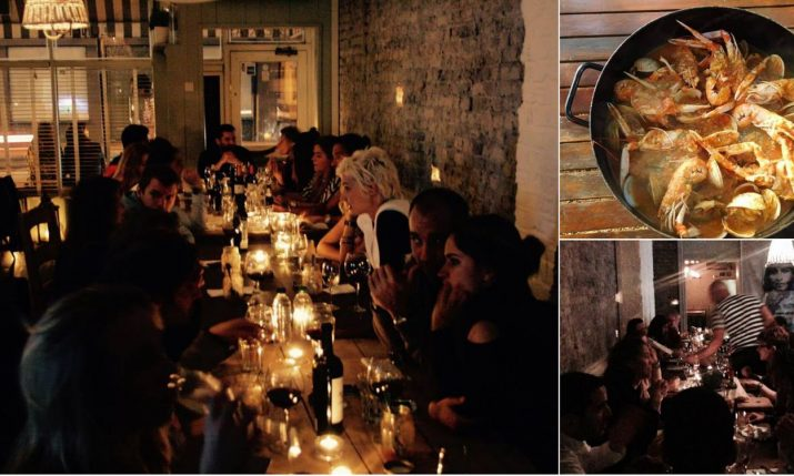 Rave Reviews for First Croatian Pop-Up Restaurant in London