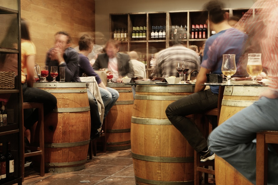 Croatians drink wine more than any other alcoholic drink