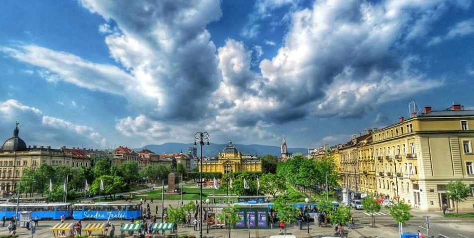 Weekend in Zagreb on Less than €15 a Day