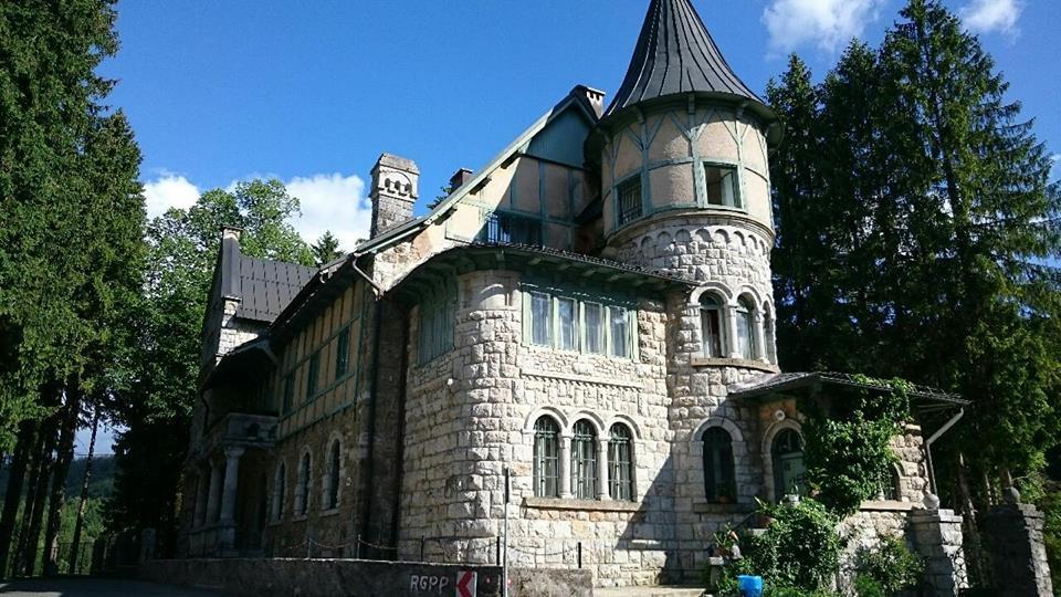 Stara Sušica (photo credit: Dvorac Stara Sušica/Facebook)