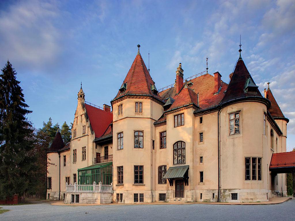 Prandau-Mailath Castle (photo credit: Osijek Tourist Board)