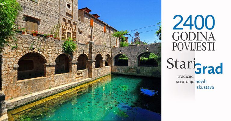 Stari Grad celebrated it 2,400th birthday this year