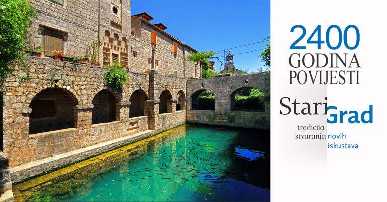 Stari Grad celebrated it 2,400th birthday this year