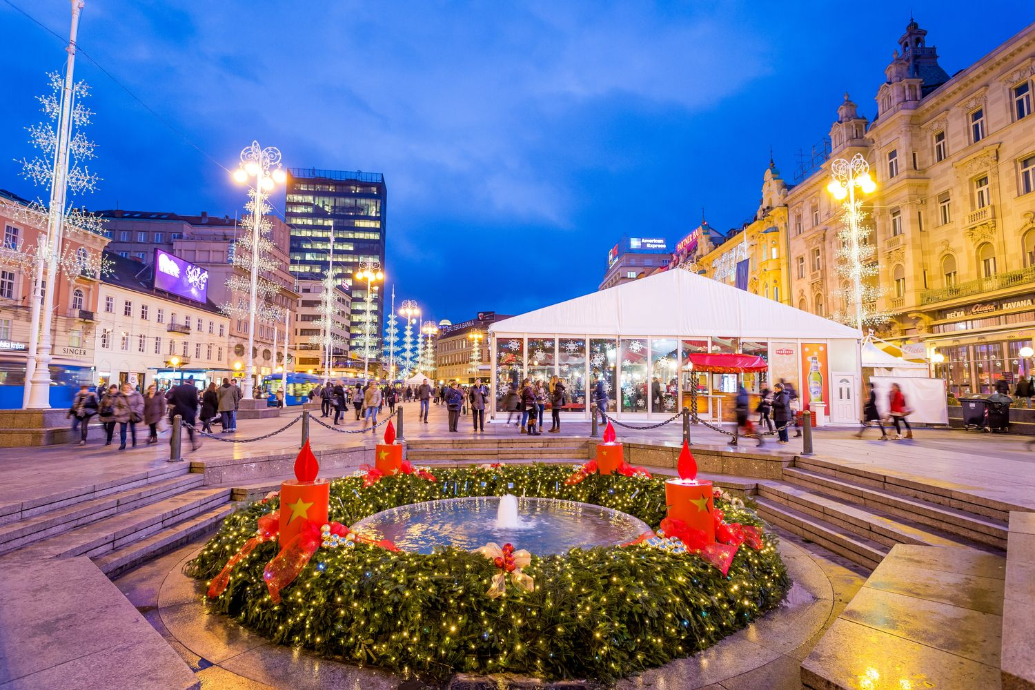 Advent in Zagreb set to start (photo credit: Julien Duval/ZTB)