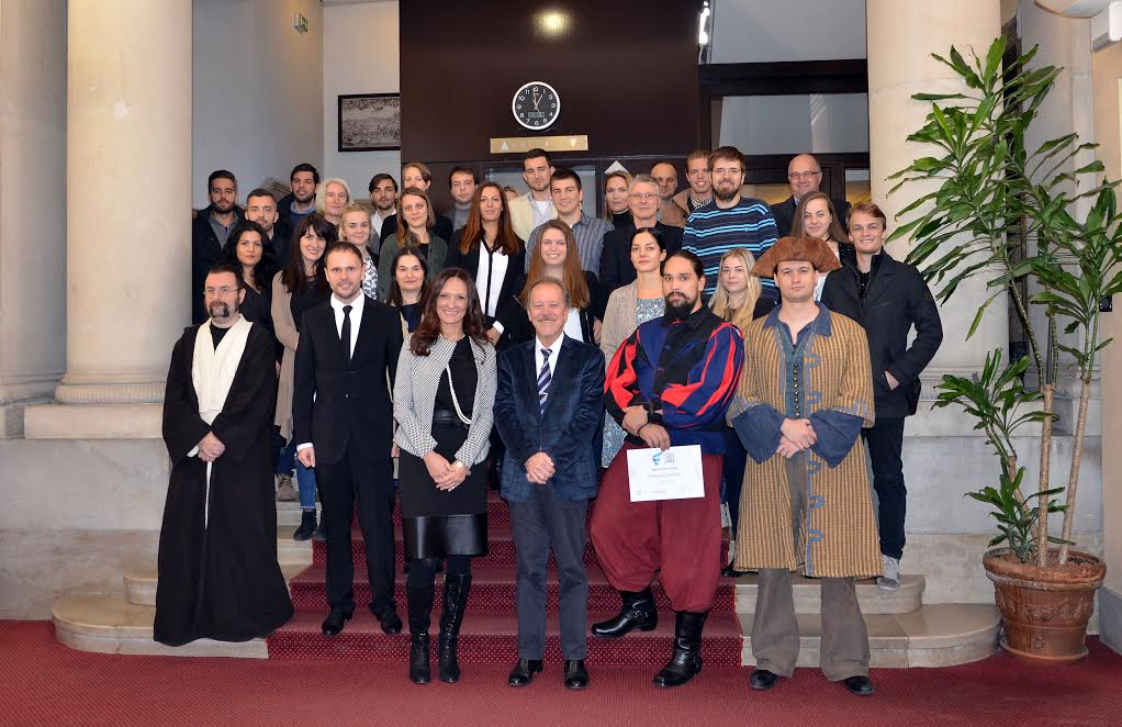 The national edition of the competition Startup Europe Awards Croatia was held in Rijeka