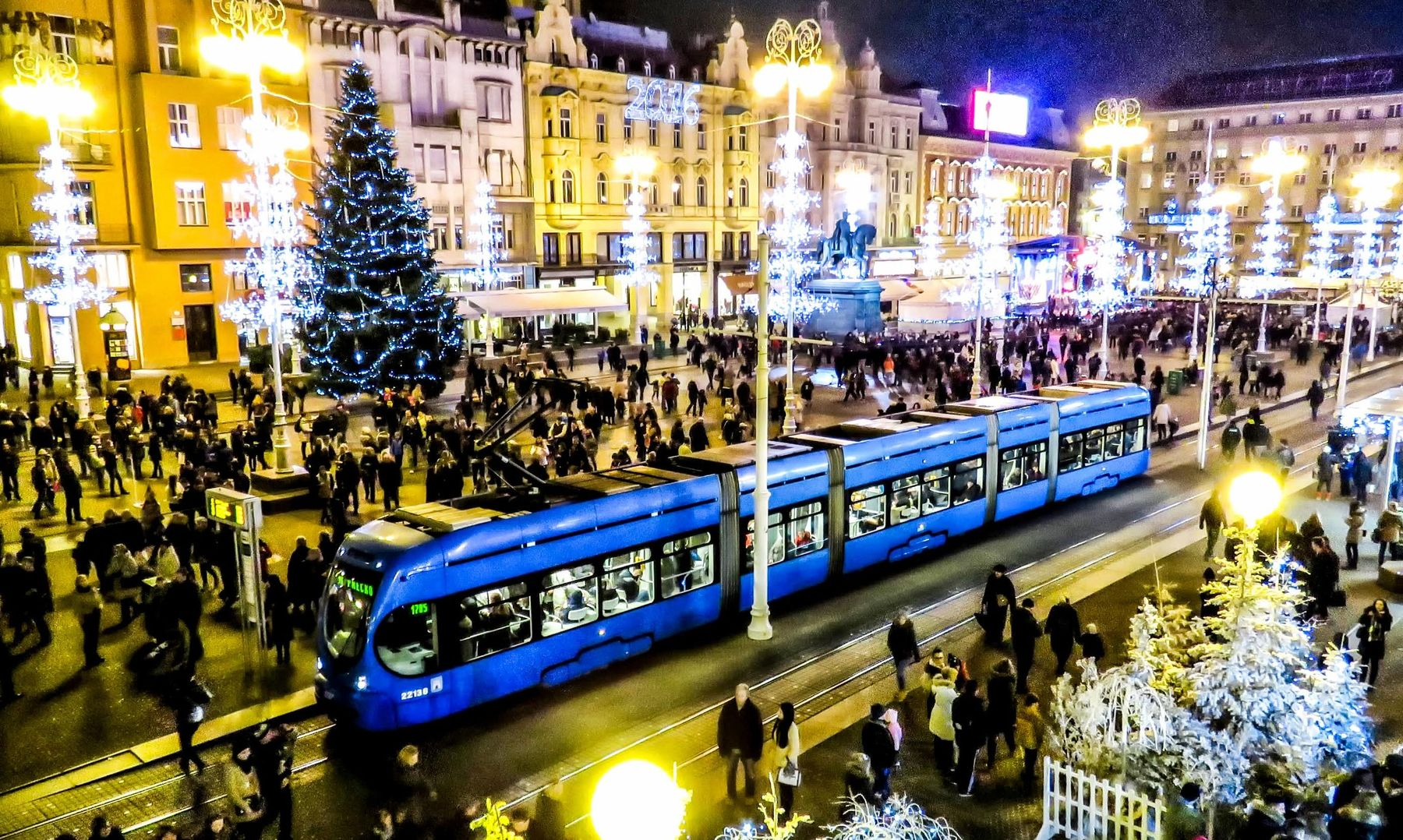 Free Internet Surfing on Zagreb Trams