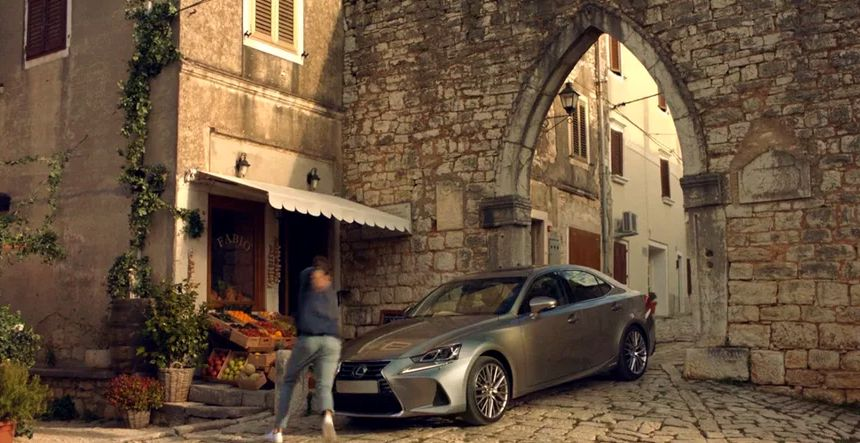 [VIDEO] New Lexus Ad Directed by Oscar Winner Tom Hooper Filmed in Croatia