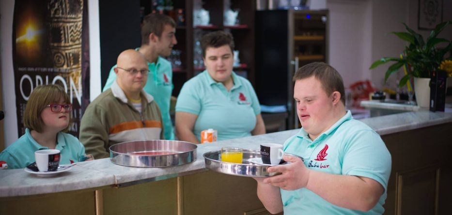 Buba Bar – First Cafe in Croatia to Hire Staff with Down Syndrome