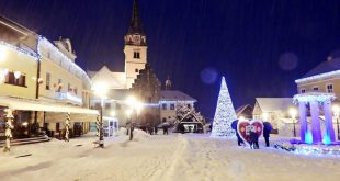 Christmas in Zagroje (photo credit: Krapina-Zagorje Tourist Board)