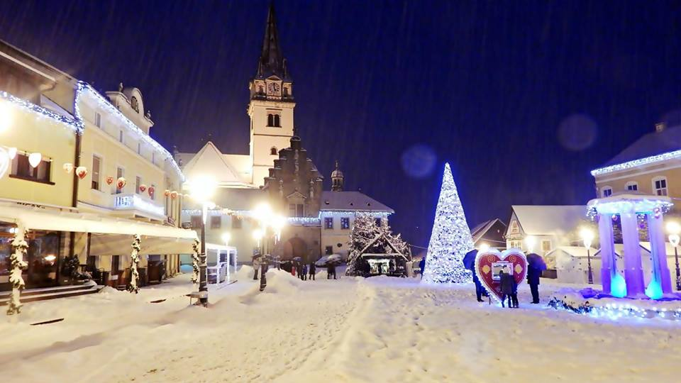 Christmas in Zagroje (photo credit: Krapina-Zagorje Tourist Board)