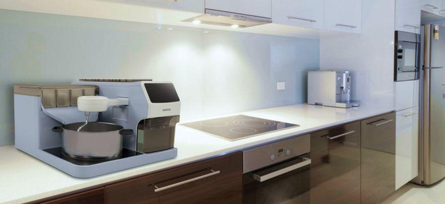 [PHOTOS] GammaChef – The Innovative Croatian Robot-Chef