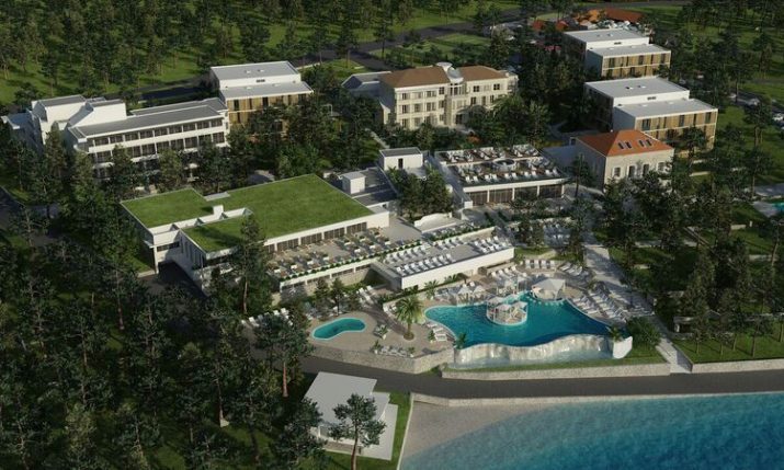 New Resort 'Port 9' to Open on the Island of Korčula in 2017