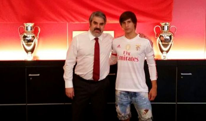 [VIDEO] 16-Year-Old Benfica Talent Chooses Croatia