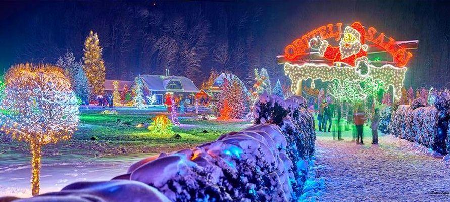 2 Million Lights Go on for Croatia's Famous Christmas Display – Salajland