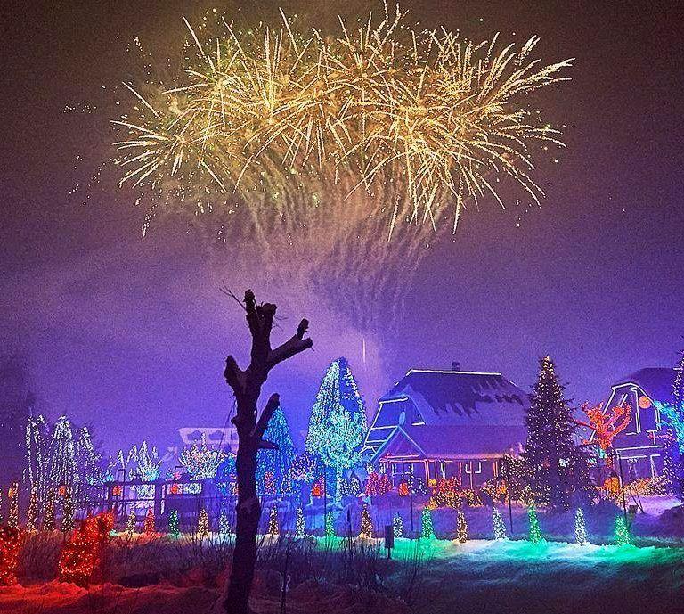 (photo credit: Davor Kirin-Photography / Facebook Božićna Priča Obitelji Salaj - Salajland)
