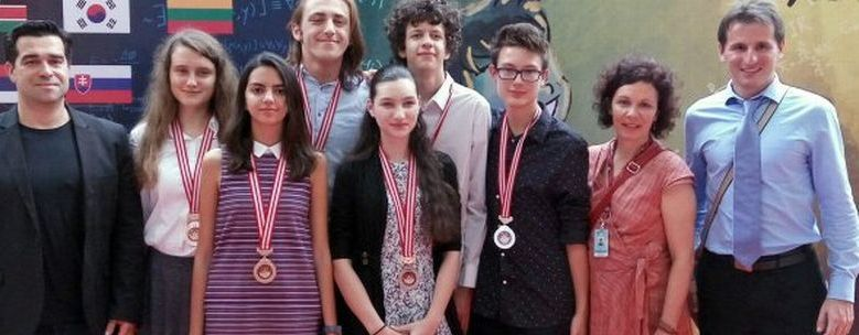 Success for Croatian Students at 13th International Junior Science Olympiad