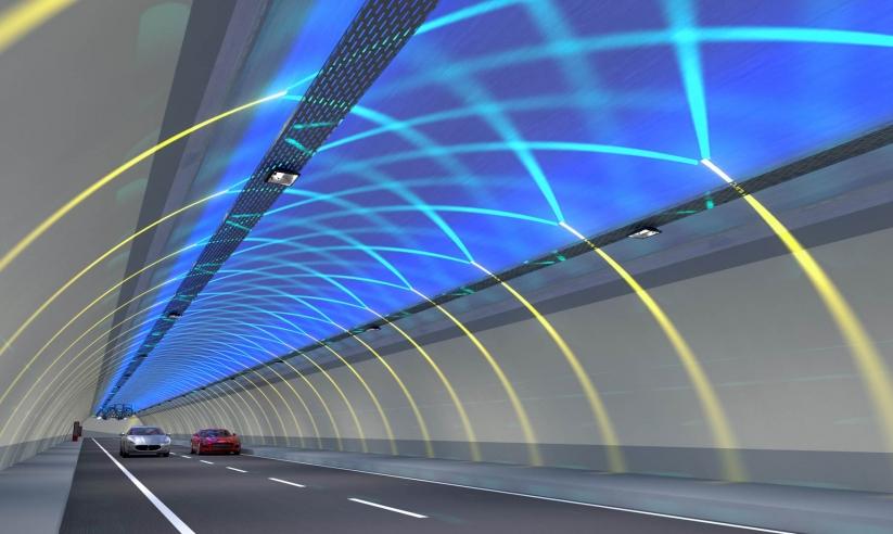 Croatian Firm Lights Up New Eurasia Tunnel