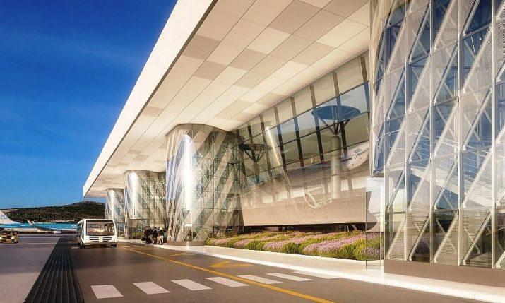 [PHOTOS] Split Airport Expansion Set to Start