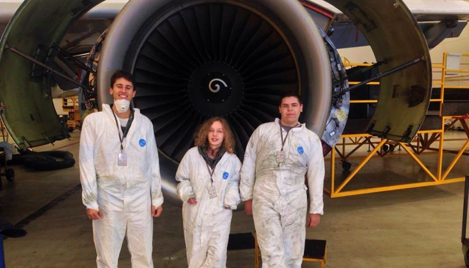 Meet Tea Car – Croatia Airlines' First Ever Female Aircraft Mechanic