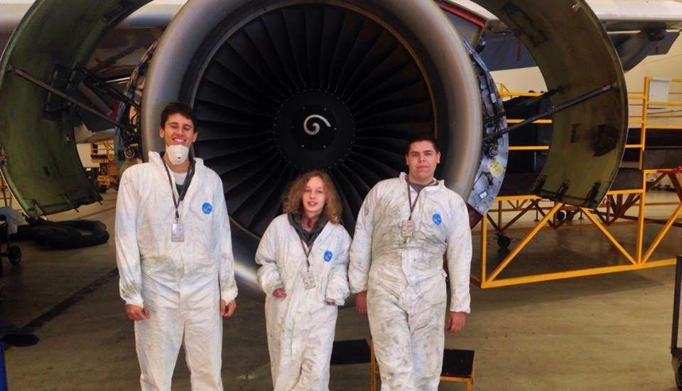 Meet Tea Car – Croatia Airlines' First Ever Female Aircraft Mechanic