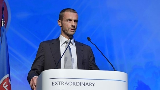 Aleksander Čeferin (photo credit: UEFA.com)