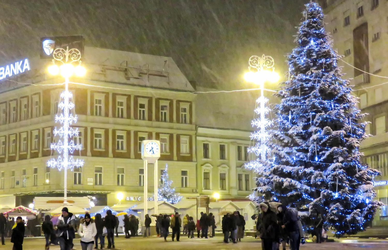 No White Christmas This Year In Croatia Croatia Week