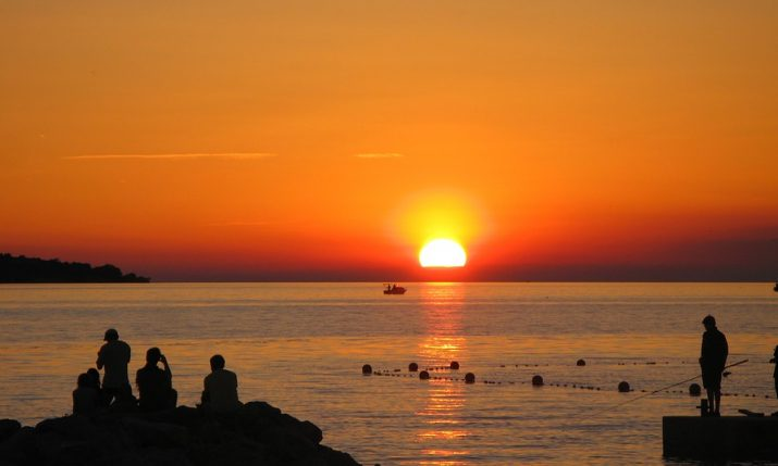 Where are the Sunniest Places in Croatia?