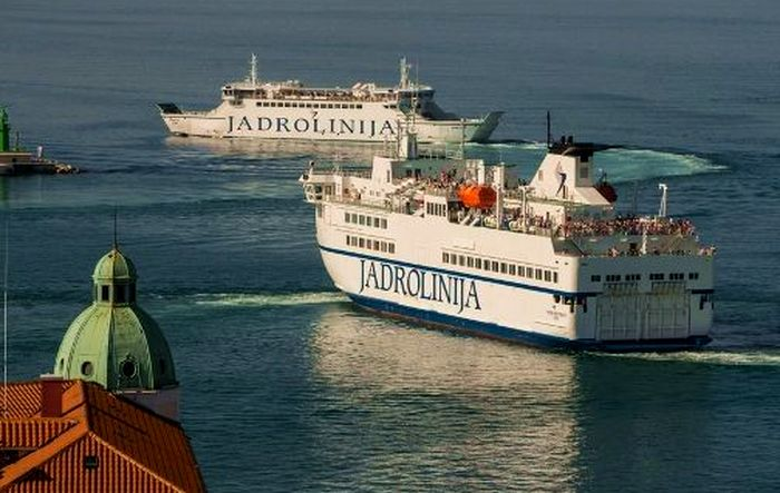 Rijeka to Dubrovnik Ferry Connection Returning