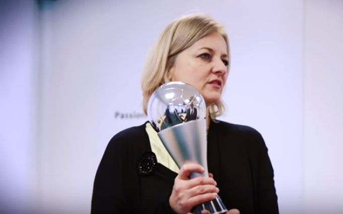 Croatian Artist Designs The Best FIFA Football Awards Trophy