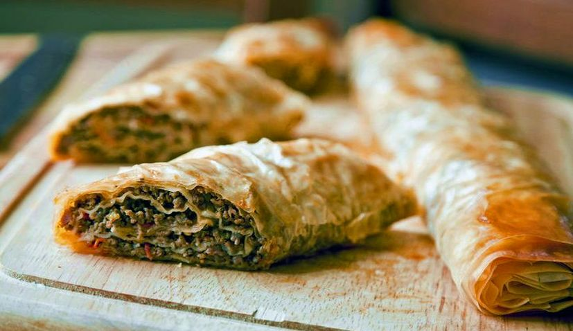 VIDEO: Faux Burek Recipe