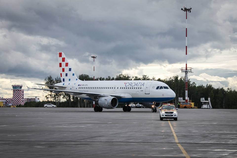 Croatia Airlines Sells 5 Heathrow Airport Slots for $19.5 Million