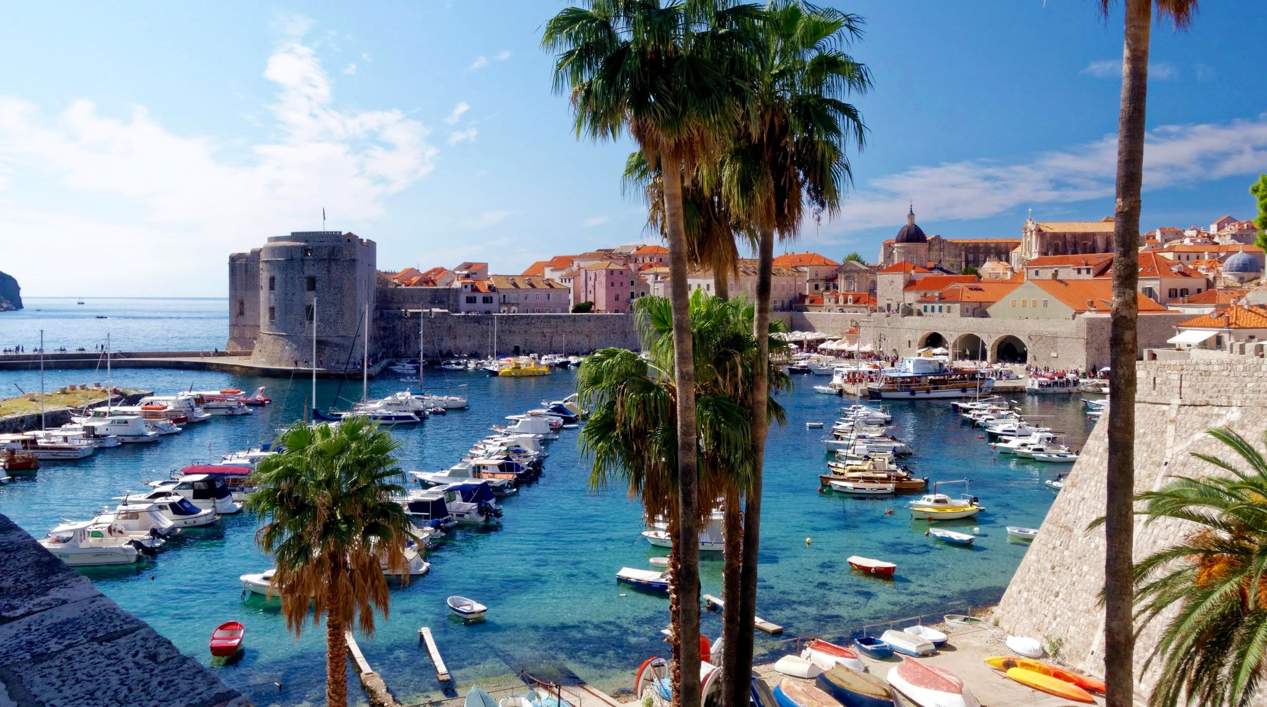 [PHOTOS] Cameras Installed as Dubrovnik Sets Daily Tourist Limit