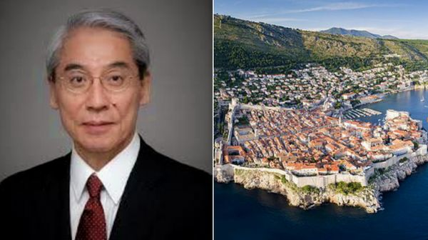 An Interview with Japan's Ambassador to Croatia