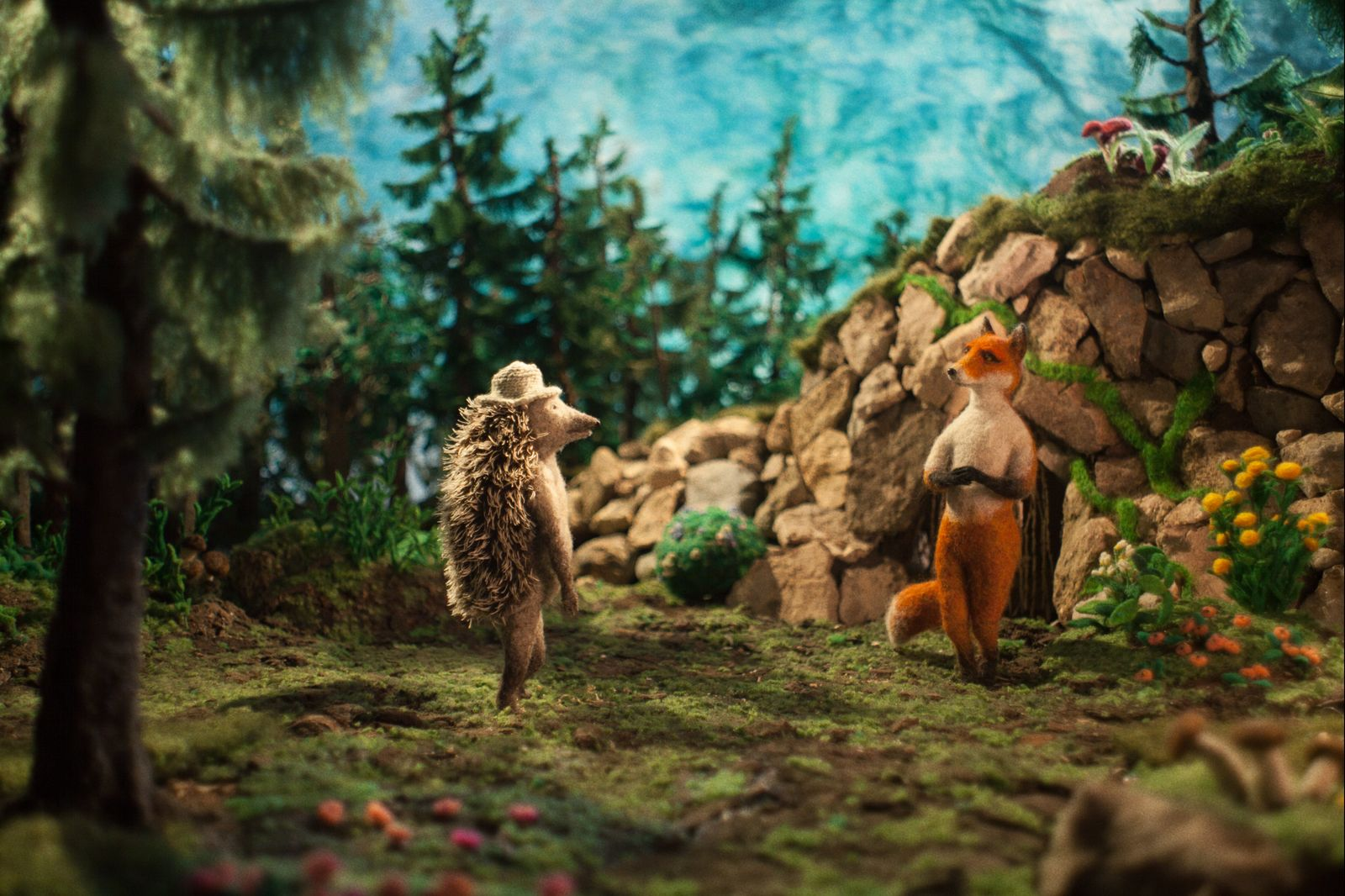 Hedgehog's Home to Premiere at Berlin International Film Festival
