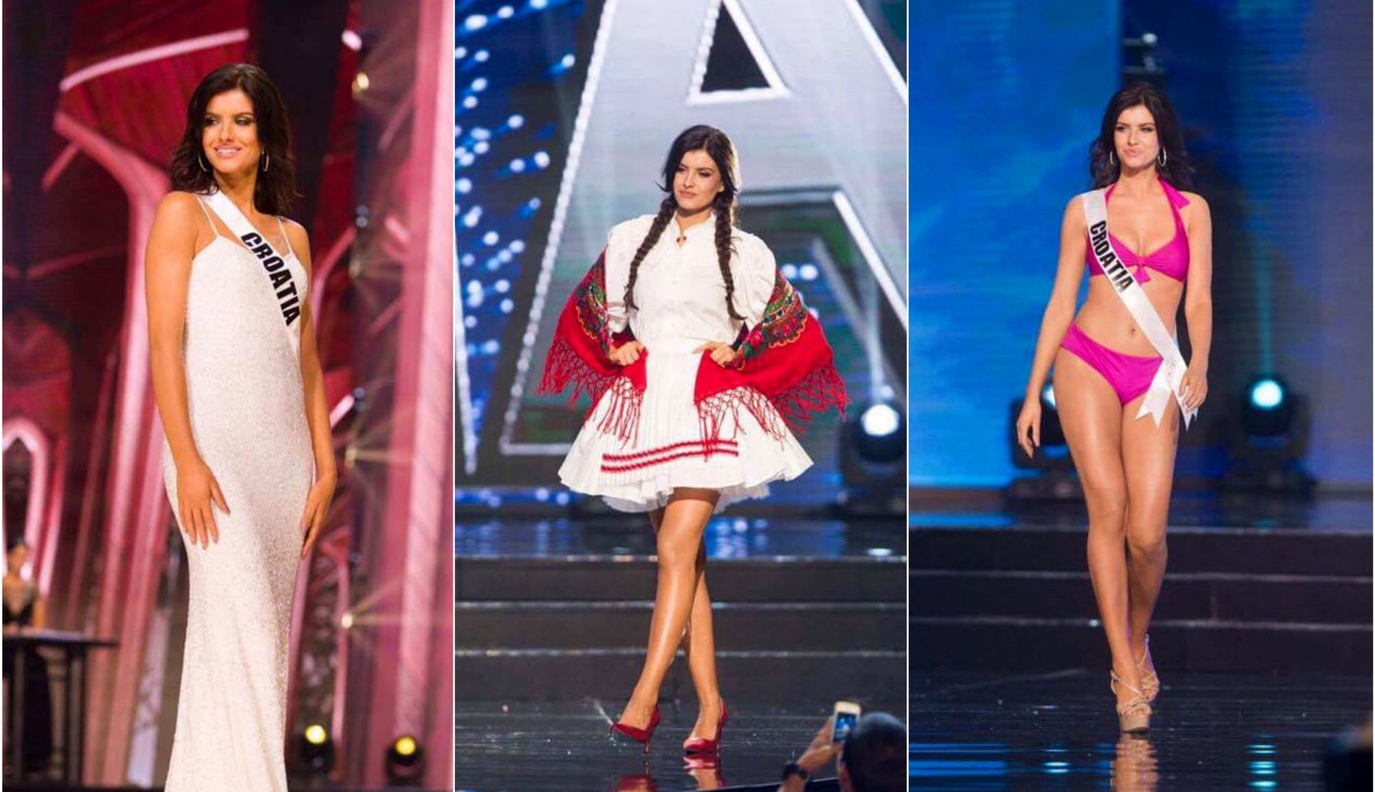 Miss Universe 2017: Miss Croatia Impresses in National Costume